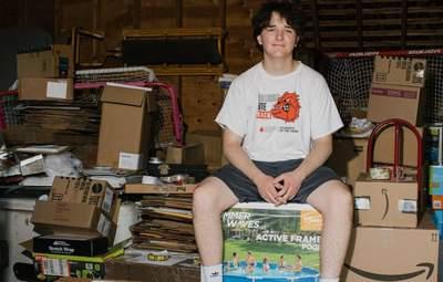 Бизнес на 1,7 миллиона долларов в 16 лет: школьник удивил всех