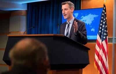 """США продовжать переслідувати причетних до """"Північного потоку-2"""", – Держдеп"""