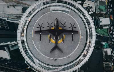 Электрический самолет-такси: «зеленый» бизнес на миллиарды долларов