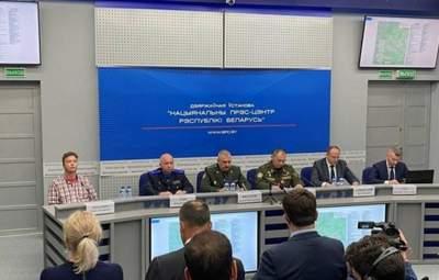 Контакту не було, – у Білорусі виправдовуються через політ винищувача біля літака Ryanair