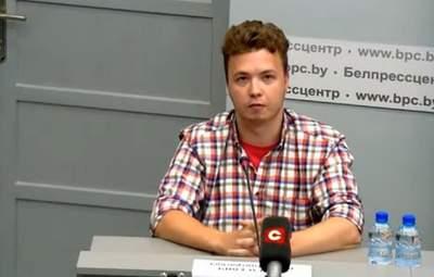 Поважаю, але не підтримую, – Протасевича знову потягнули говорити про Лукашенка