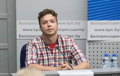 Терористи захопили заручника, – білоруський журналіст про дії режиму щодо Протасевича