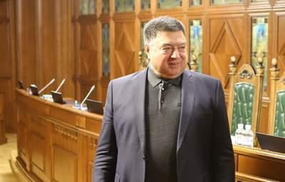 Дело об отстранении Тупицкого: суд остановил одно из производств