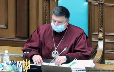 Тупицкий утверждает, что заседает вместе с КСУ дистанционно