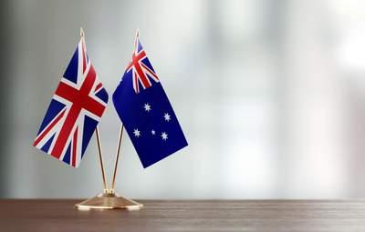 Великобритания и Австралия согласовали соглашение о зоне свободной торговли
