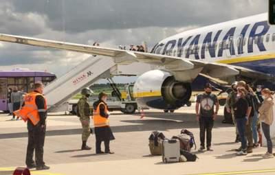 На пилота оказывали давление для посадки в Минске, – глава Ryanair ответил режиму Лукашенко