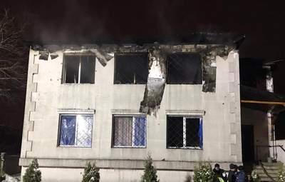 Пожар в доме престарелых в Харькове: 4 человека будут судить