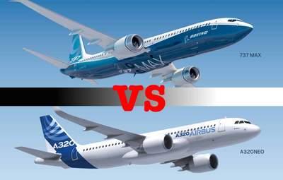 """Самая длинная в истории торговая """"война"""" Boeing и Airbus: мир без мира"""