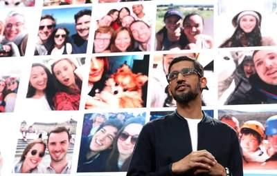 Раскрыто зарплаты в Google: шестизначные суммы в долларах для иностранцев