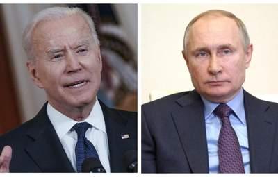 Промелькнули зарницы: что рассказал Путин после встречи с Байденом