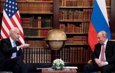 Який у Вас залишився післясмак від зустрічі Байдена та Путіна: опитування