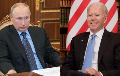 Карти зустрічі не розкрили: Путін і Байден не досягли згоди на саміті в Женеві