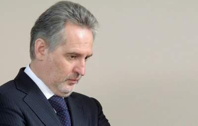 СНБО ввел санкции против Дмитрия Фирташа