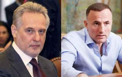 Буде максимальний перелік обмежень, – Данилюк про санкції проти Фірташа й Фукси