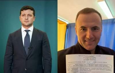"""""""Ставка не сработала"""": Фукс голосовал за Зеленского, за которого попал под санкции"""