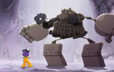 """Секрети озвучки та бюджет: у команді мультфільму """"Віктор Робот"""" розповіли про мету"""