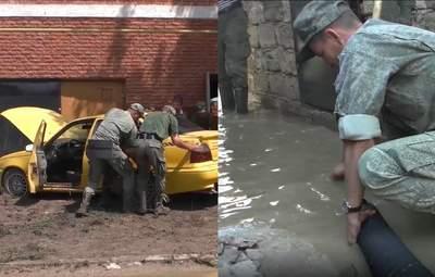 Нібито через повінь: Росія збільшує кількість своїх військових в окупованому Криму