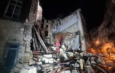 В історичній частині французького Бордо обвалилися одразу 2 будинки: є постраждалі