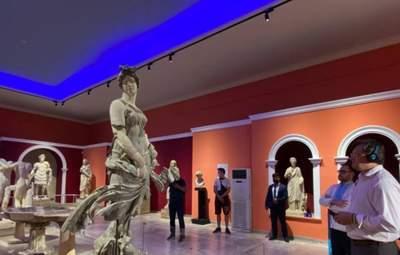 У Туреччині в музеях запрацювали нові україномовні аудіогіди