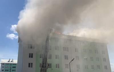 В результате взрыва в многоэтажке под Киевом уже двое погибших, –  СМИ