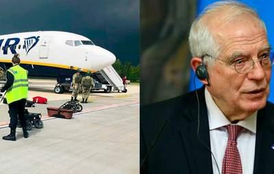 Розплата за авіатероризм: ЄС не виключає нові санкції проти Білорусі