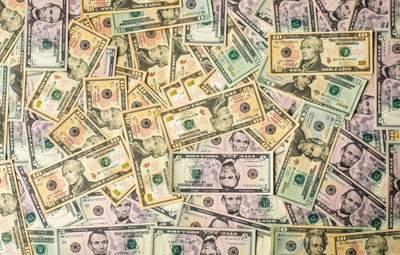 Внешний долг Украины сократился на 3 миллиарда долларов