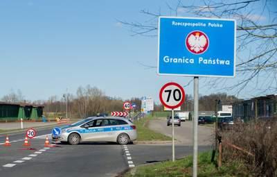 Польша вводит 10-дневный карантин: под ограничения попадают украинцы