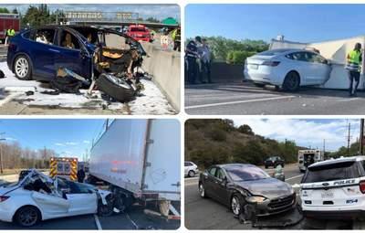 Tesla зобов'язали звітувати про аварії за участі автопілота: деталі та причини