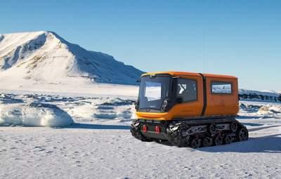 В Антарктиді з'являться електричні всюдиходи з нульовими викидами: фото