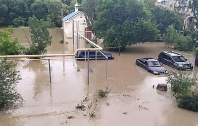 У Криму оголосили режим надзвичайної ситуації через повінь