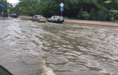 У Криму новий потоп: окупанти кажуть не панікувати – відео