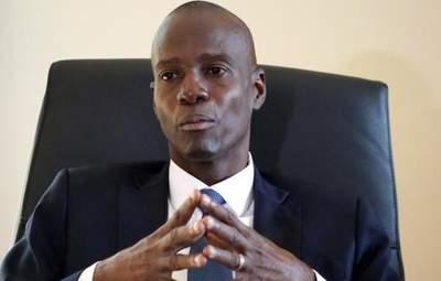 Нападавшие убили президента Гаити Жовенеля Моиза