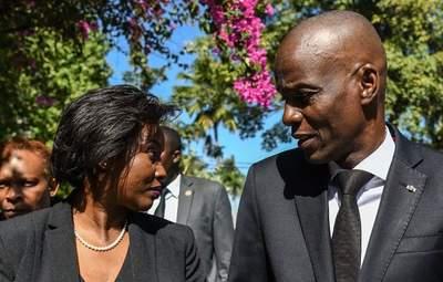 Посольство Гаїті спростувало інформацію про смерть першої леді Мартін Моїз