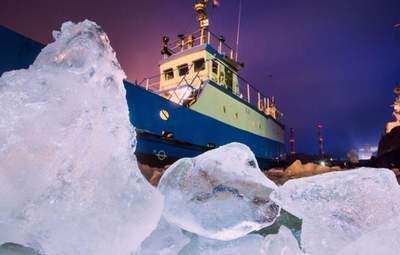 Для антарктических экспедиций: Украина приобретет ледокол