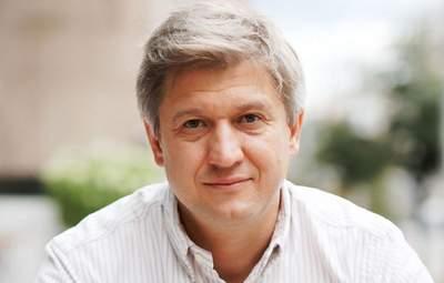 Ексміністр фінансів Данилюк претендує на посаду глави Бюро економічної безпеки