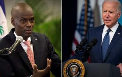 Байден шокирован убийством президента Гаити