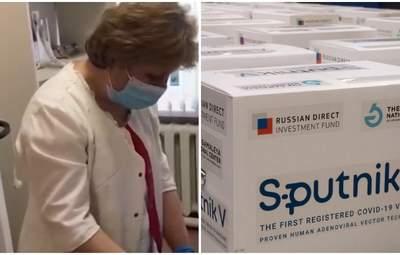 """Закінчився """"Супутник"""": в Росії медсестра вколола людям замість вакцини воду"""