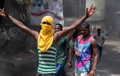 Як у 1915: уряд Гаїті просить США прислати війська і навести порядок
