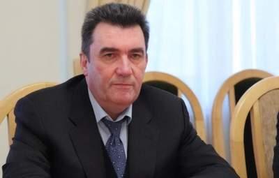 Данілов заперечив продаж мережі АЗС Glusco підсанкційним Медведчуком