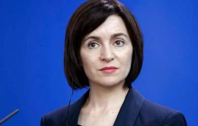 Партия Санду получила монобольшинство на парламентских выборах в Молдове