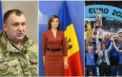 Главные новости 12 июля: Павловский под стражей, выборы в Молдове, триумф Италии