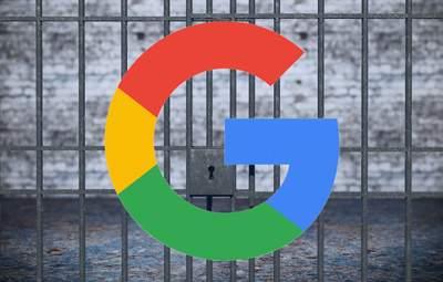 На Google наложили штраф почти в 600 миллионов долларов: еще 1 миллион за день просрочки
