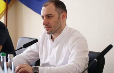 Міністр інфраструктури Кубраков продав свій бізнес за майже 10 мільйонів гривень