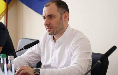 Министр инфраструктуры Кубраков продал свой бизнес за почти 10 миллионов гривен