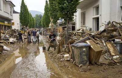 Мільярди євро: у Німеччині оцінили відбудову після руйнівних повеней