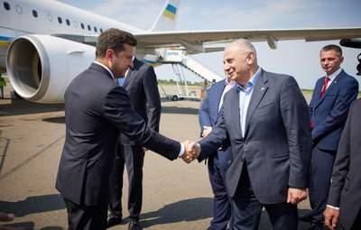 На відносини України та Грузії це не вплинуло, – ОП щодо помилки на сайті про Абхазію