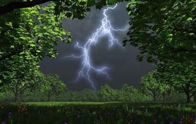 У Львові знову розгуляється негода: оголосили штормове попередження