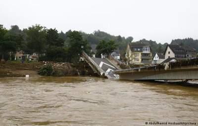 Ціна удару стихії: у скільки обійдеться Німеччині відновлення після повені