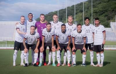 Збірна Німеччини з футболу на Олімпіаді зіграє у траурних пов'язках