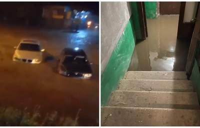 В Одесі нищівна повінь: літаки не могли приземлитися, десятки авто і домів затопило